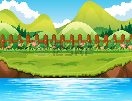 River background clipart picture freeuse library 69,130 River Stock Illustrations, Cliparts And Royalty Free River ... picture freeuse library