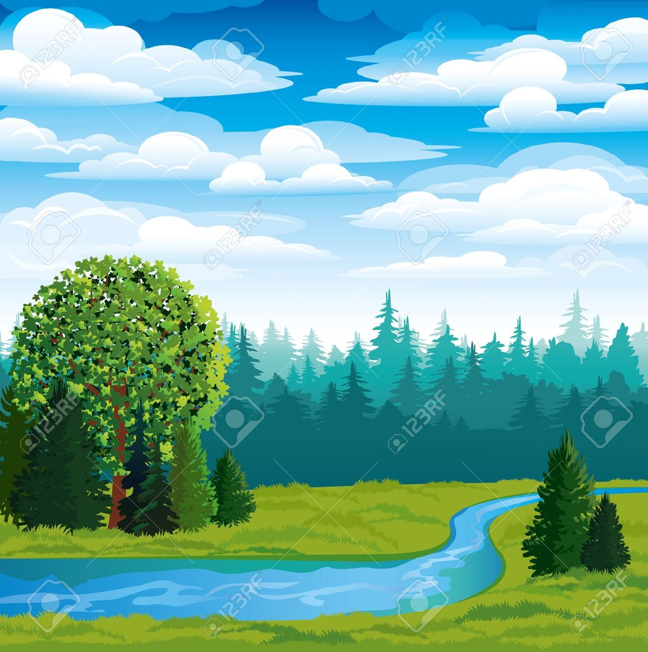 River background clipart clip free download Free clipart no background river - ClipartFox clip free download