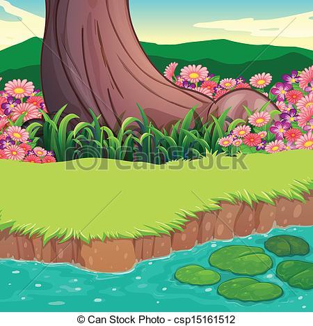 River bank clipart image transparent download River Bank Clip Art – Clipart Free Download image transparent download