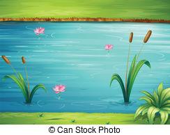 River bank clipart svg freeuse download River bank Illustrations and Clip Art. 808 River bank royalty free ... svg freeuse download
