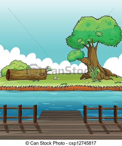 River bank clipart jpg free Riverbank Illustrations and Clip Art. 805 Riverbank royalty free ... jpg free