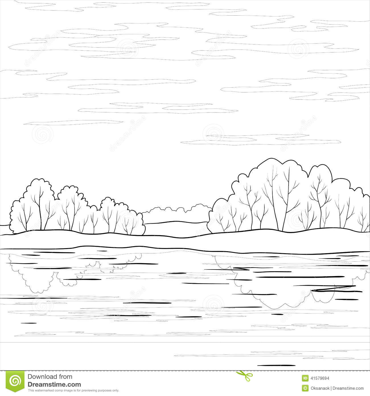 River clipart outline graphic royalty free download River clipart outline - ClipartFest graphic royalty free download