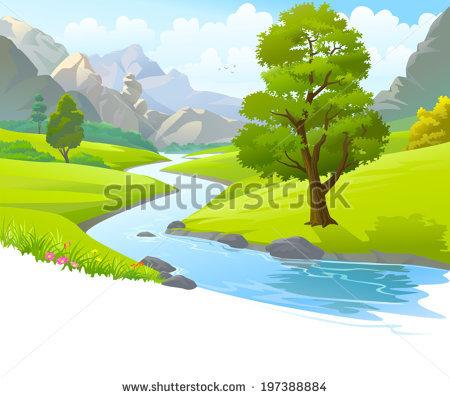 River flow clipart vector transparent download River Stock Images, Royalty-Free Images & Vectors | Shutterstock vector transparent download