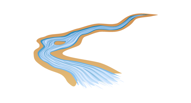 River flow clipart picture library download River flow clipart - ClipartFest picture library download