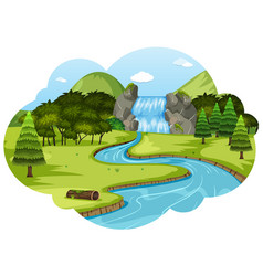 River of life clipart clip art library River Clipart Vector Images (over 1,700) clip art library