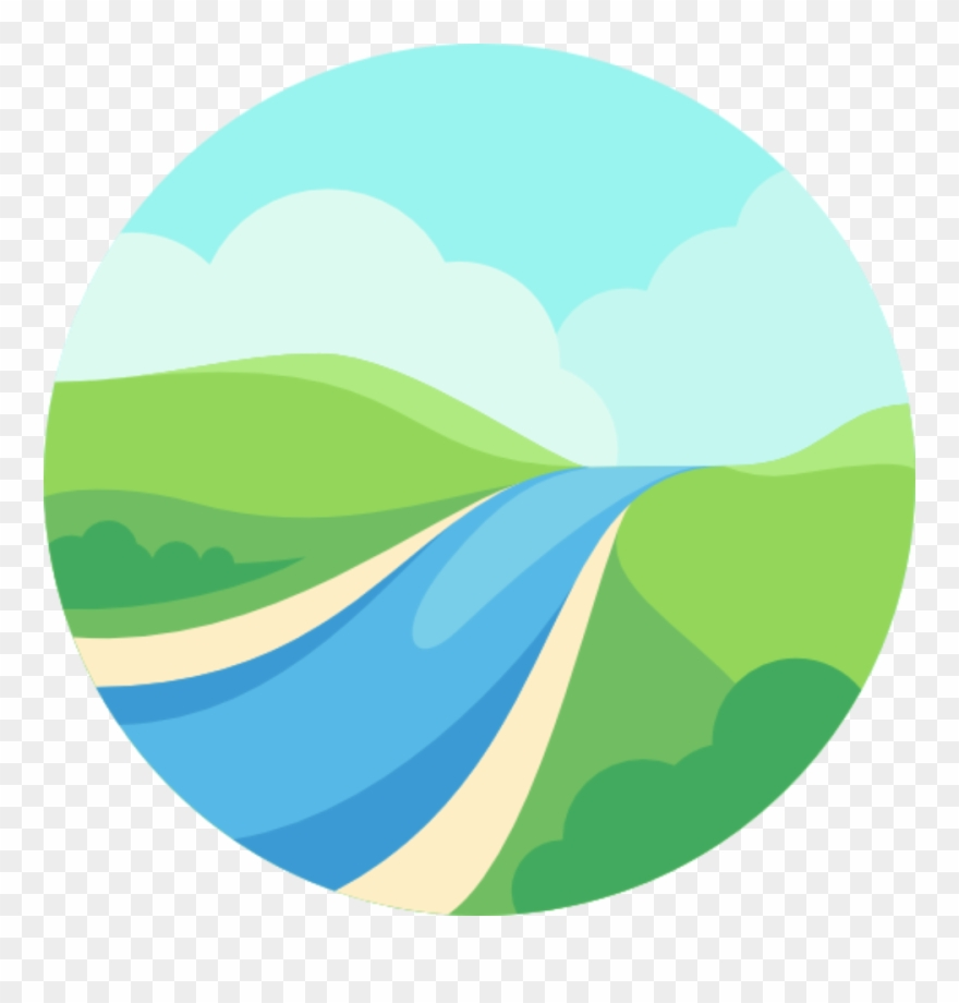 River of life clipart banner royalty free library Management Living With Public - River Icon Clipart (#1545669 ... banner royalty free library