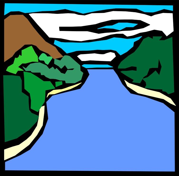 Winding river clipart jpg transparent Free River Cliparts, Download Free Clip Art, Free Clip Art ... jpg transparent
