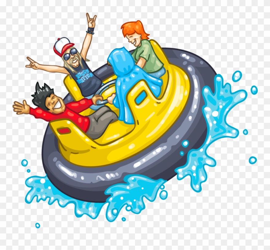 River rapids clipart picture library download Rapids Ride - Rapids Clipart (#18121) - PinClipart picture library download