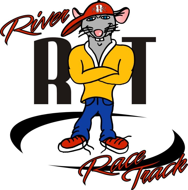 River rat clipart graphic stock River Rat Raceway graphic stock