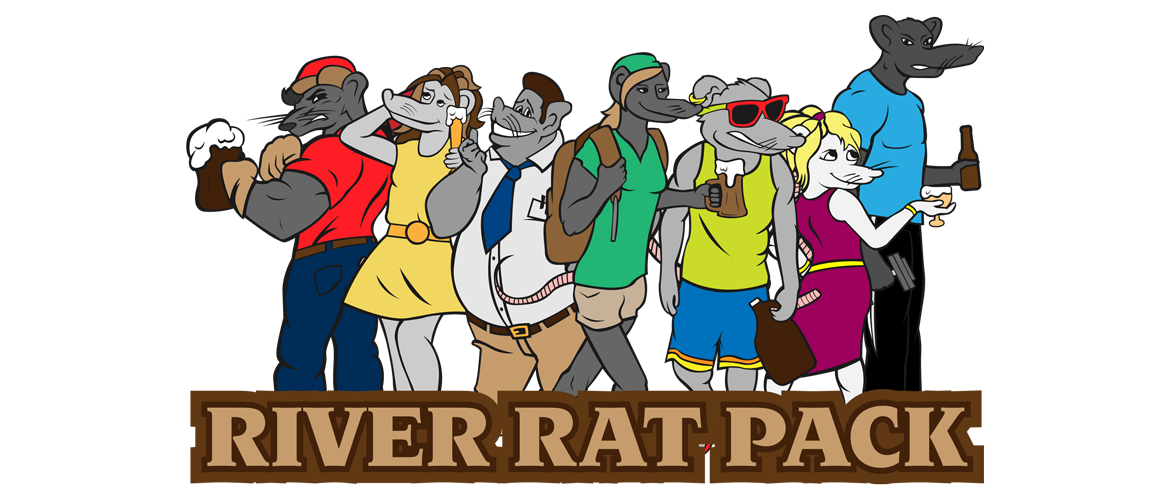 River rat clipart picture black and white stock Quiz: Which River Rat Are You? - River Rat Brew Trail picture black and white stock
