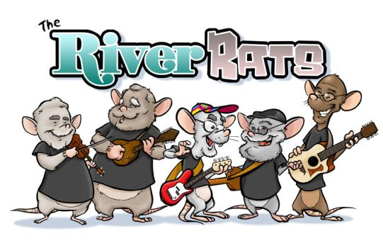 River rat clipart banner black and white download riverrats - DeviantArt banner black and white download