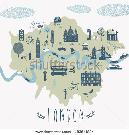 River thames clipart clipart black and white library River Thames Stock Vectors, Images & Vector Art | Shutterstock clipart black and white library