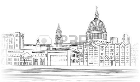 River thames clipart png black and white download 591 River Thames Stock Illustrations, Cliparts And Royalty Free ... png black and white download