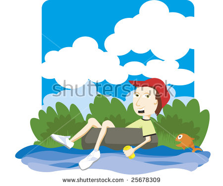 River tubing clipart jpg freeuse download River Tubing Stock Images, Royalty-Free Images & Vectors ... jpg freeuse download