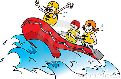 River tubing clipart png black and white River rafting clipart - ClipartFest png black and white