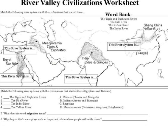 River valley civilizations clipart jpg transparent library ancient river valley civilizations mesopotamia - Google Search ... jpg transparent library