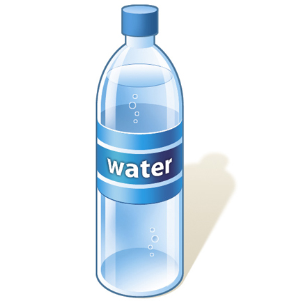 River water clipart video svg free Bottled water, tap water, river water – What is best on the Camino ... svg free