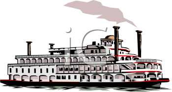 Riverboat images clipart image free stock Free riverboat clipart 2 » Clipart Portal image free stock