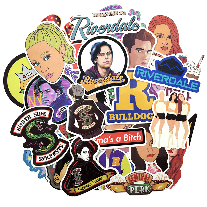 Riverdale clipart pack