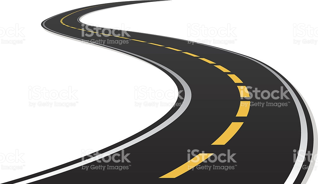 Road clipart vector graphic free library Road Clip Art Vector Images & Illustrations IStock - Free ... graphic free library