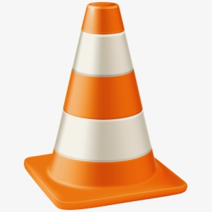 Road cones clipart png black and white Cone Clipart Road Cone - Public Works #962105 - Free ... png black and white