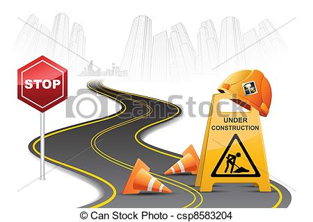 Road construction site clipart svg free download Road construction site clipart - ClipartFest svg free download