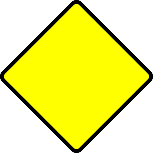 Car sign clipart image stock Road Signs Clipart at GetDrawings.com | Free for personal use Road ... image stock