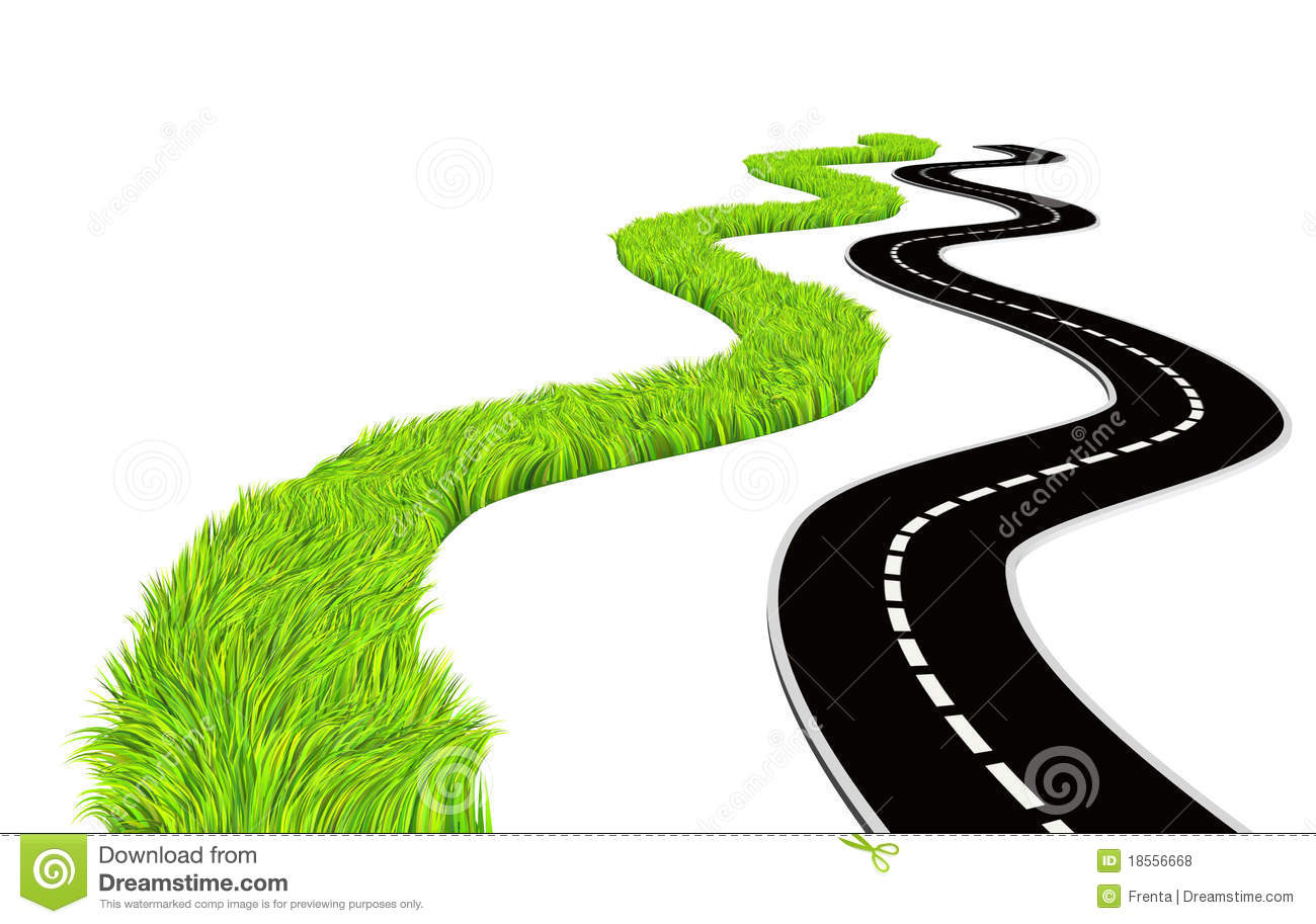 Road s clipart picture royalty free library Two Roads Clipart - Clipart Kid picture royalty free library