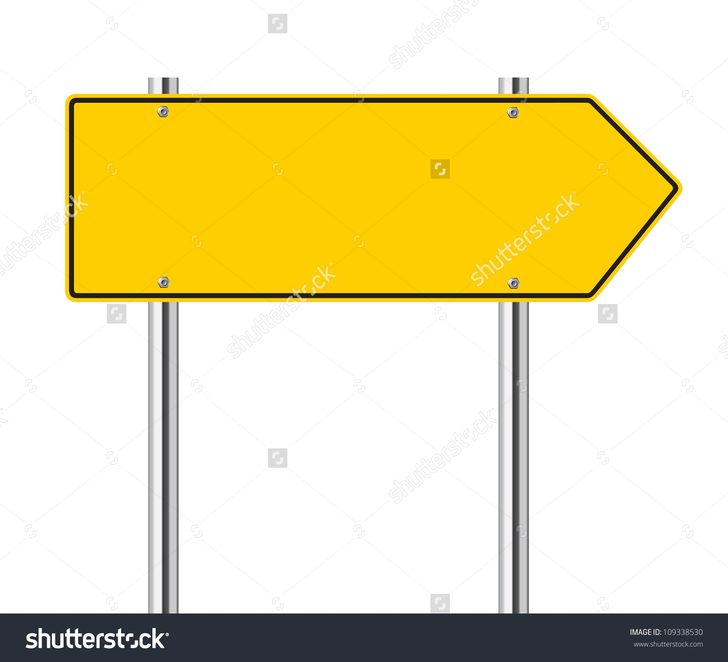 Road sign arrow clipart picture black and white library Road Sign Arrow Clipart - clipartsgram.com picture black and white library