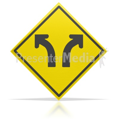 Road sign arrow clipart picture library stock Direction Arrow Sign - Signs and Symbols - Great Clipart for ... picture library stock