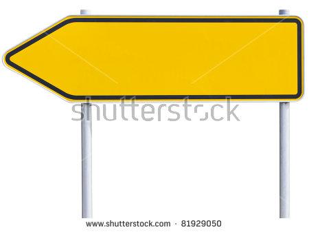 Road sign arrow clipart clipart download Road Sign Arrow Stock Images, Royalty-Free Images & Vectors ... clipart download