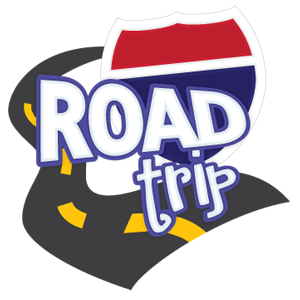 Road trip map clipart vector library stock Road Trip Map Clipart - Clipart Kid vector library stock