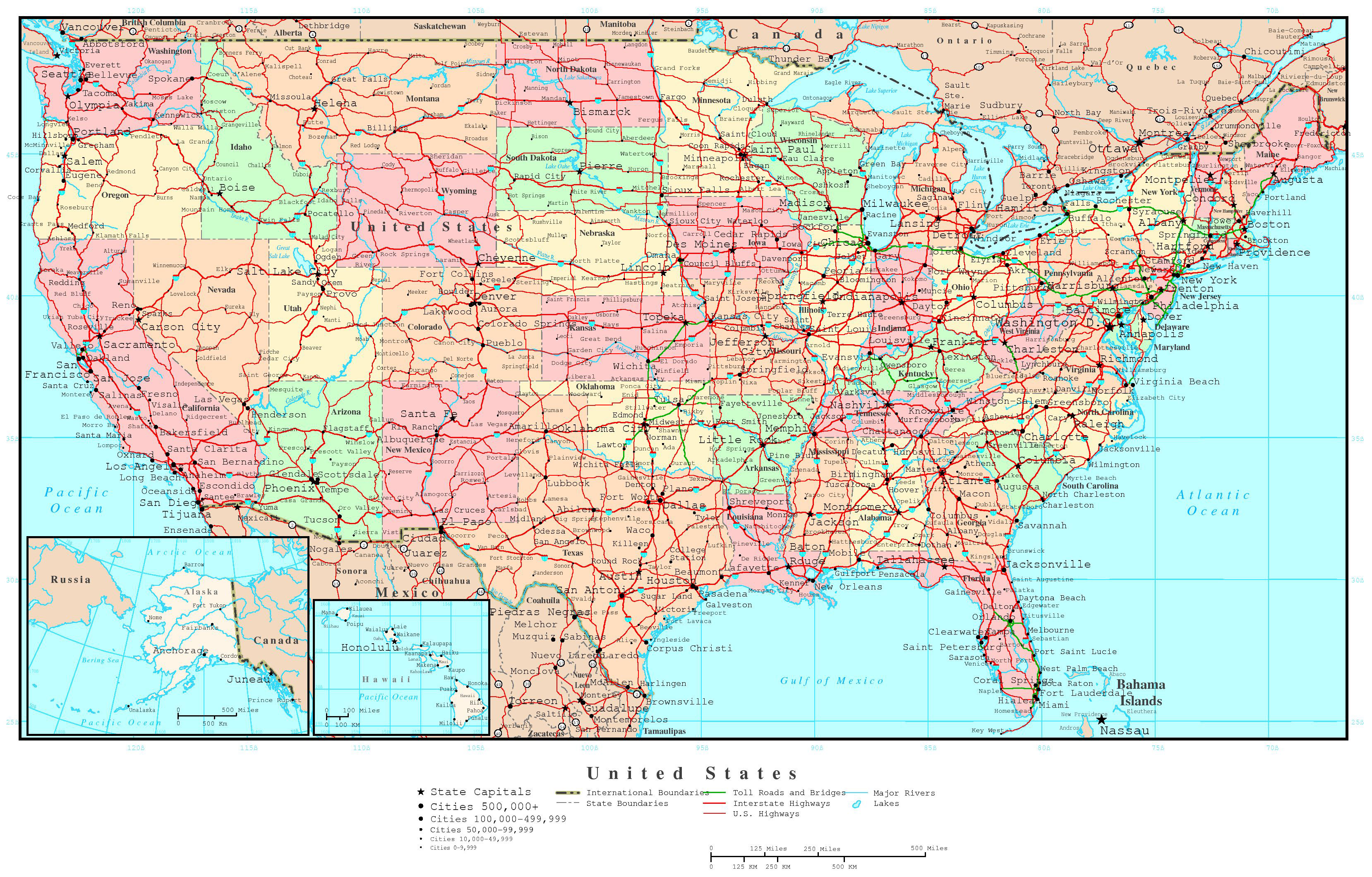Road trip united states clipart png freeuse download Us road map clipart - ClipartFest png freeuse download