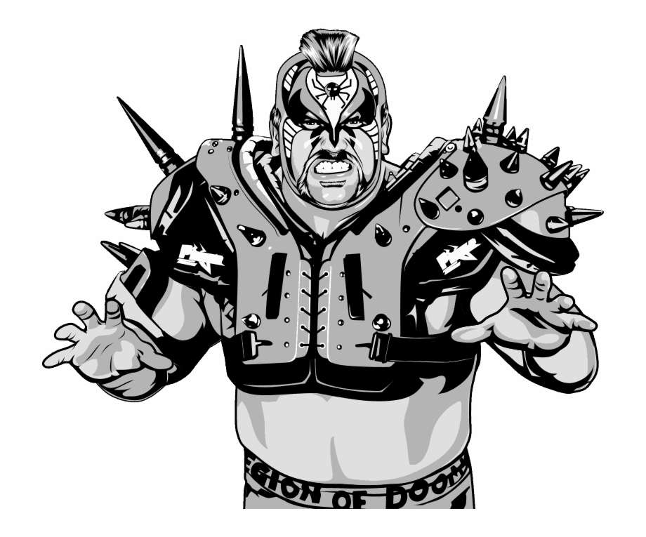 Road warriors clipart image transparent library Animal Is One Half Of The Legendary Tag Team The Road - Road ... image transparent library