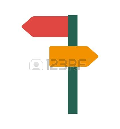 Road with arrow clipart clip Clipart Warning Stock Photos & Pictures. Royalty Free Clipart ... clip