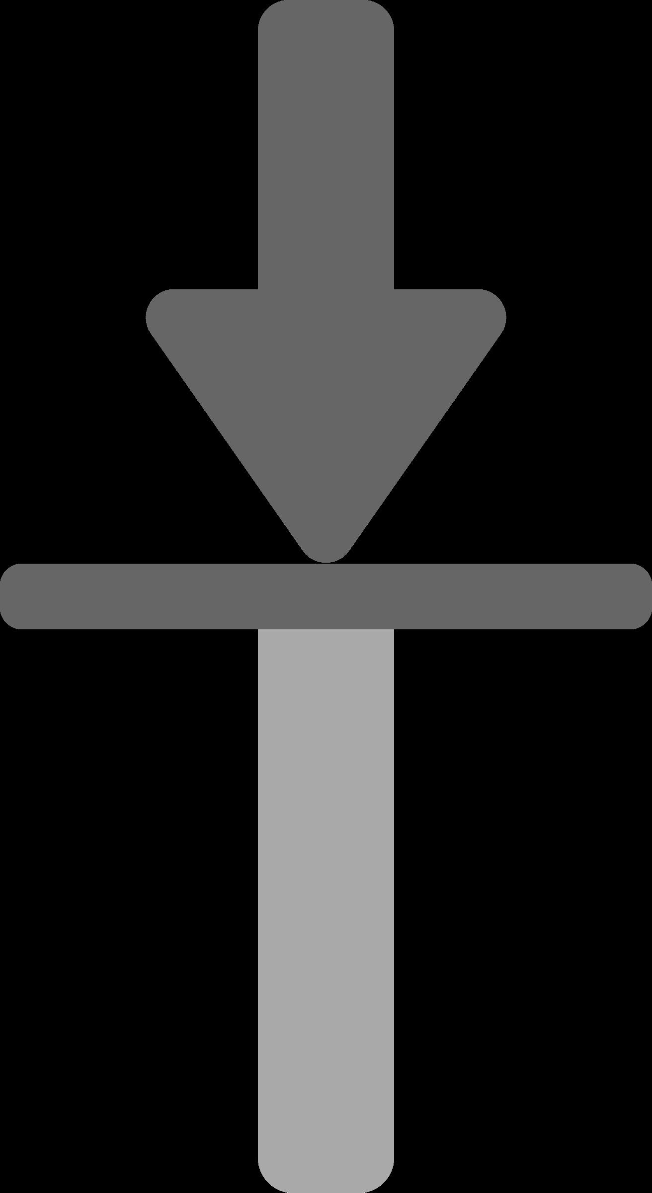 Road with arrow clipart clip transparent Clipart - Input arrow icon clip transparent