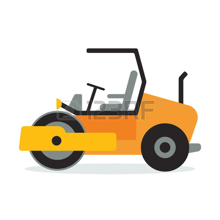 Road work machinery clipart image library Construction Equipment Clipart Free | Free download best ... image library