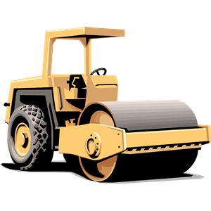 Road work machinery clipart svg Free Heavy Equipment Cliparts, Download Free Clip Art, Free ... svg