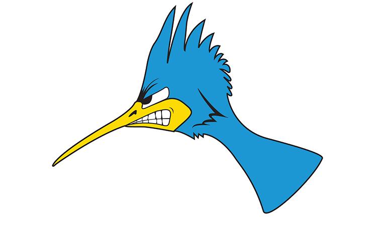 Roadrunner basketball clipart image free download Phoenix Day Roadrunners – Deaf Sports Logos image free download