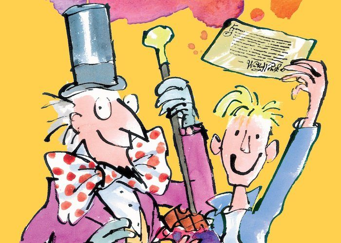Roald dahl charlie and the chocoloate factory clipart clip transparent Roald Dahl Animated Anthology Series is a Golden Ticket for ... clip transparent