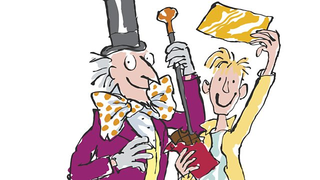 Roald dahl charlie and the chocoloate factory clipart png black and white library BBC Radio Wales - BBC Radio Wales\'s Favourite Roald Dahl ... png black and white library