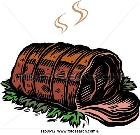 Roast beef clipart transparent stock Roast Beef Clip Art | Clipart Panda - Free Clipart Images transparent stock