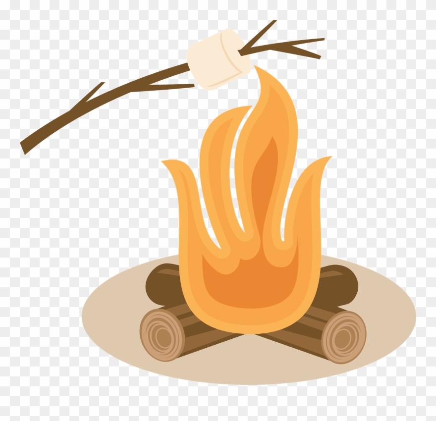 Toasting marshmellows clipart stock Jpg S More Toast Clip Art Bonfire Smore - Roasting ... stock