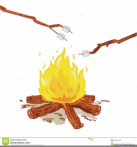 Toasting marshmellows clipart picture stock Roasting Marshmallows Clipart | Free Images at Clker.com ... picture stock