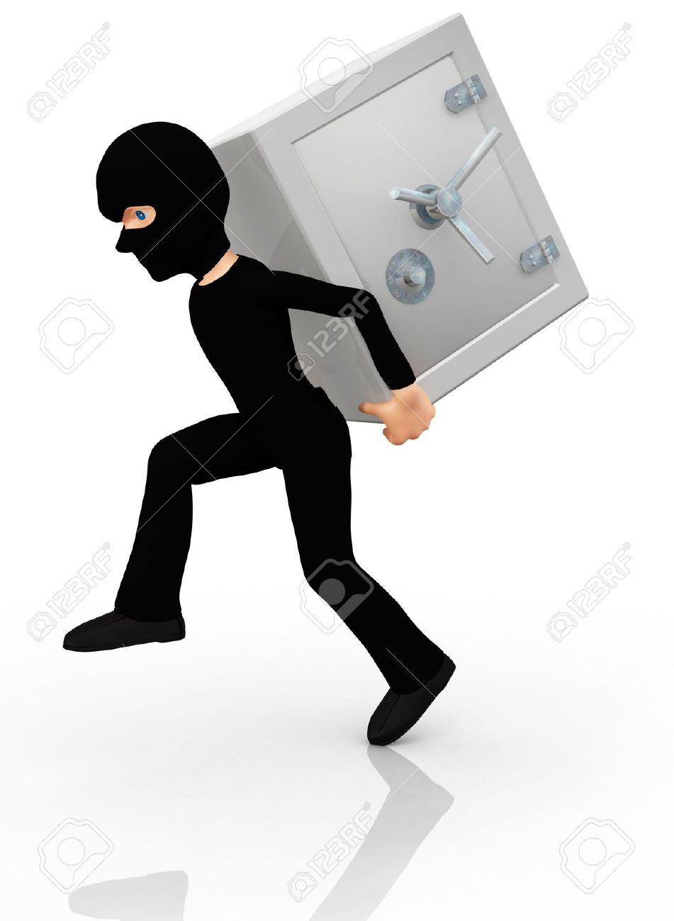 Robber background clipart clip freeuse stock Bank safe clipart no background - ClipartFest clip freeuse stock