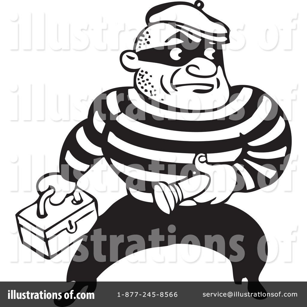 Robber background clipart clip royalty free library Robber clip art - ClipartFest clip royalty free library
