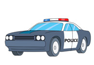 Robber in cop car clipart royalty free stock Free Emergency Clipart - Clip Art Pictures - Graphics - Illustrations royalty free stock