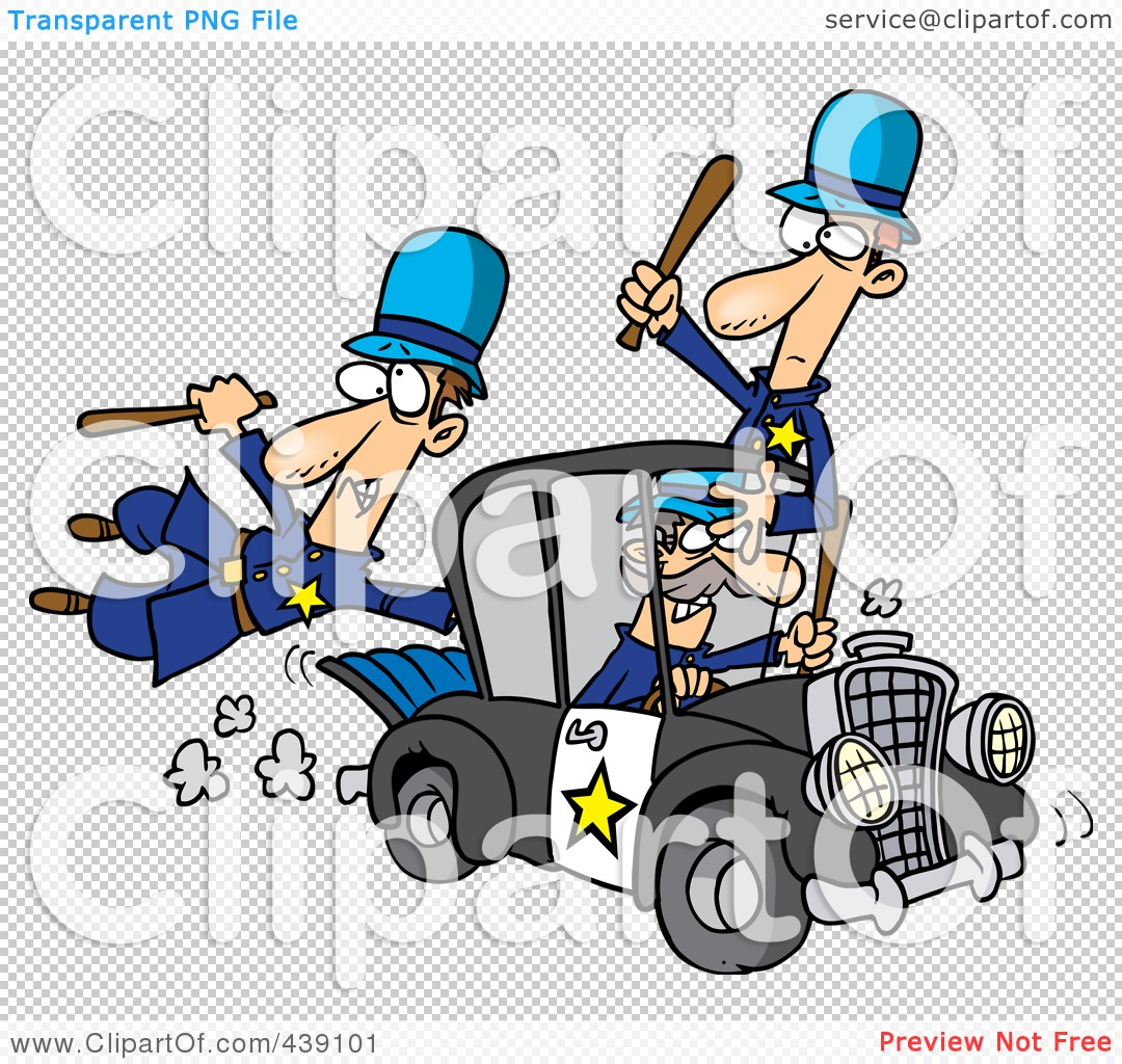 Robber in cop car clipart graphic transparent Royalty-Free (RF) Clip Art Illustration of a Cartoon Thief ... graphic transparent