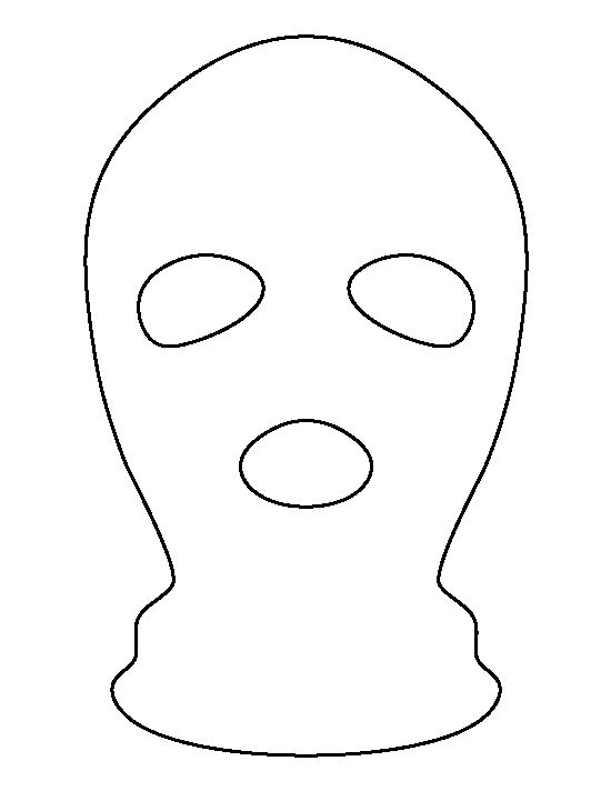 Robber outline clipart picture freeuse 17 Best ideas about Robber Mask on Pinterest | Stussy wallpaper ... picture freeuse