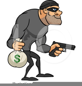 Robbers clipart png royalty free library Clipart Of A Robber   Free Images at Clker.com - vector clip ... png royalty free library